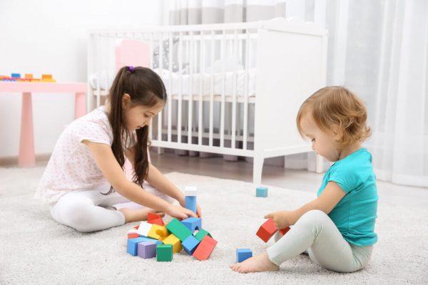 Deti na koberci ATCARPET