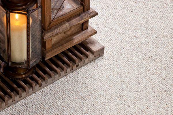 Vlnený koberec jednofarebný ATCARPET
